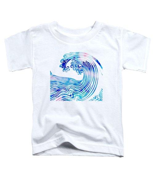 Waveland Toddler T-Shirt by Stevyn Llewellyn
