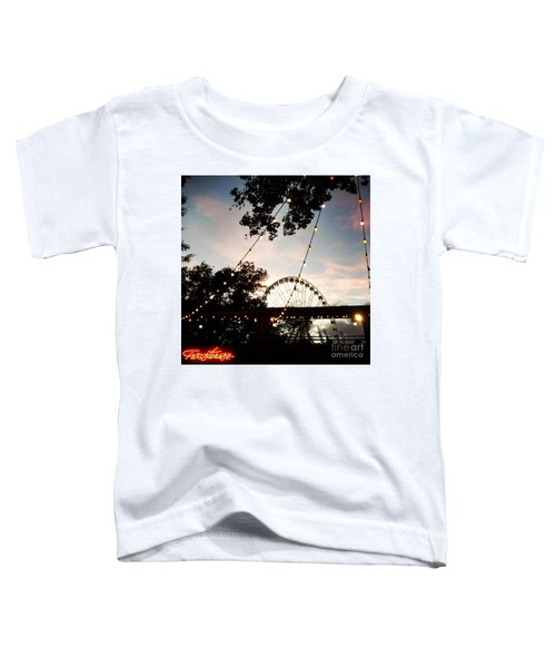 We Live In Budapest #7 Toddler T-Shirt