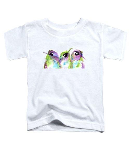 We Three Toddler T-Shirt