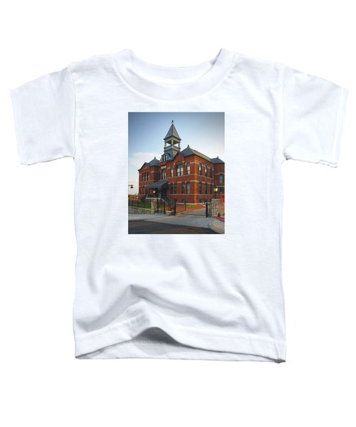 Webster House Toddler T-Shirt