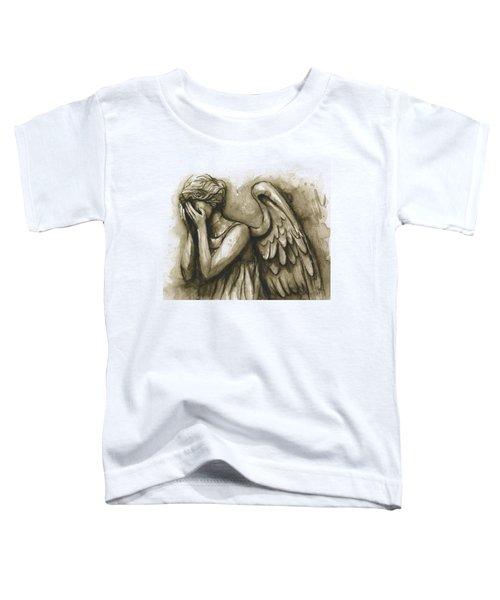 Weeping Angel Toddler T-Shirt