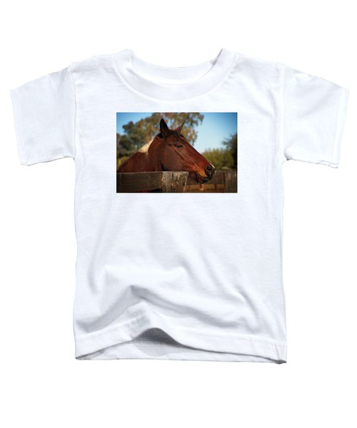 Well Hello There Toddler T-Shirt