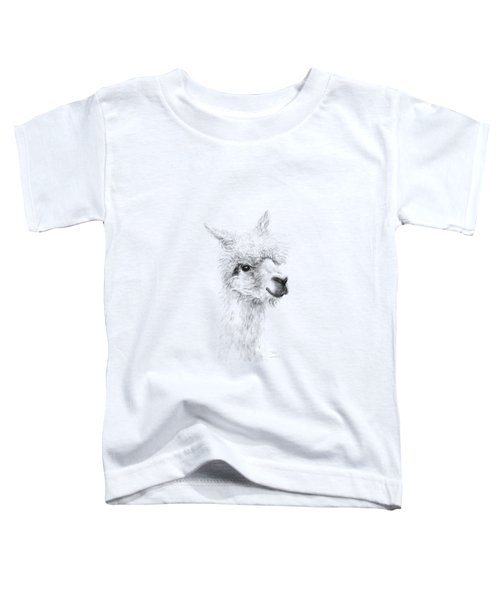 Wes Toddler T-Shirt