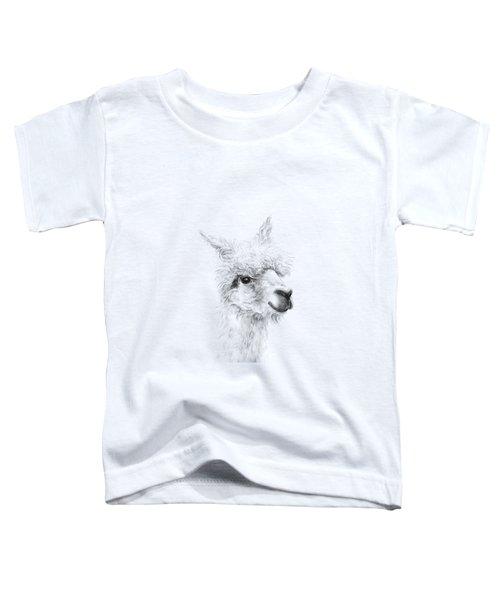 Wes Toddler T-Shirt