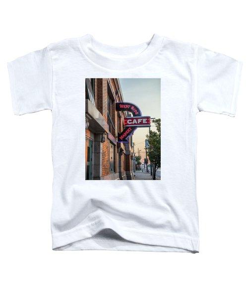 Westsidemarketcafe Toddler T-Shirt