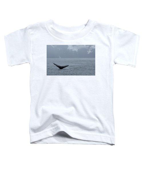 Whale Fluke Toddler T-Shirt