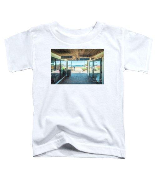 Whaler's Wharf Toddler T-Shirt