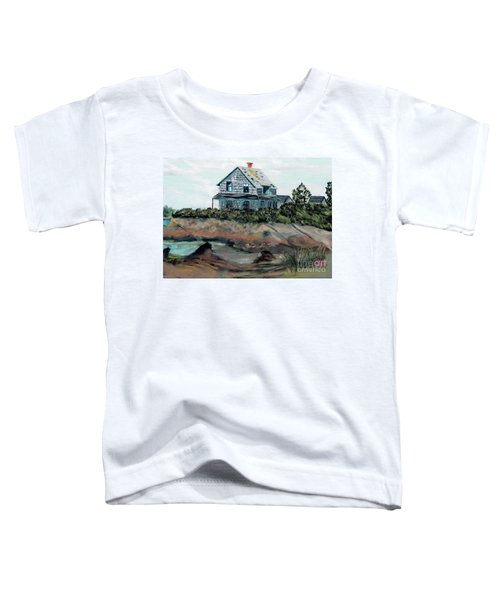 Whales Of August House Toddler T-Shirt