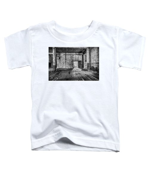 What Awaits Outside Toddler T-Shirt
