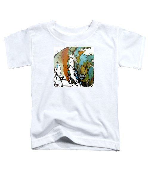 White Lightning Toddler T-Shirt