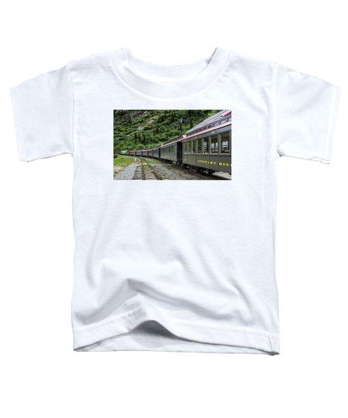 White Pass And Yukon Railway Toddler T-Shirt