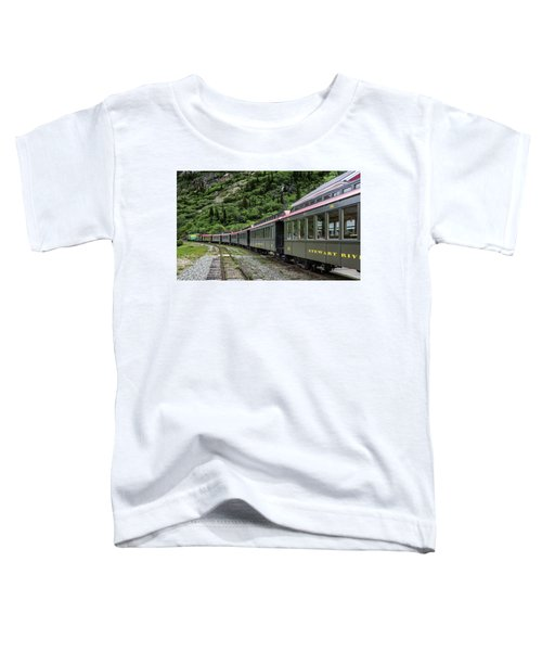 White Pass And Yukon Railway Toddler T-Shirt