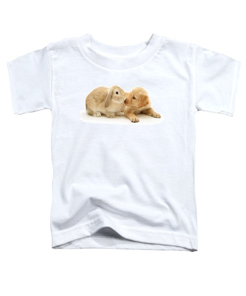 Who Ate All The Carrots Toddler T-Shirt