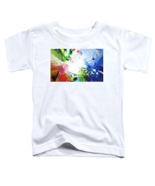 Wide Open Toddler T-Shirt
