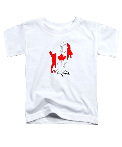 Wild Goat Toddler T-Shirt