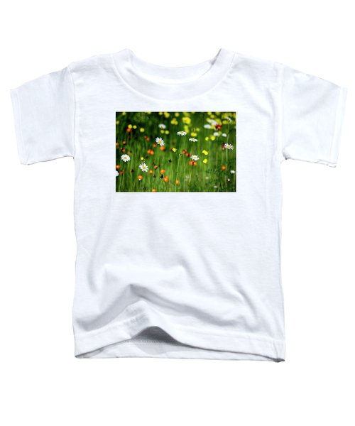 Wildflowers2 Toddler T-Shirt