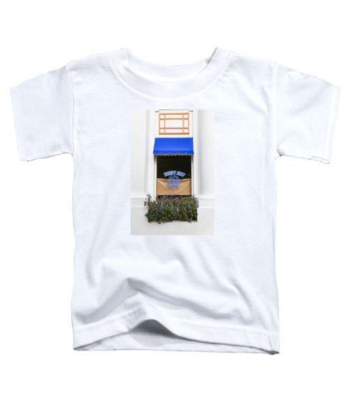 Window Trimming Toddler T-Shirt