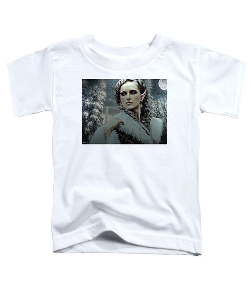 Winter Elf Toddler T-Shirt