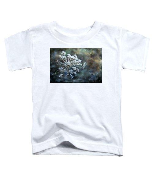 Winter Flower Toddler T-Shirt