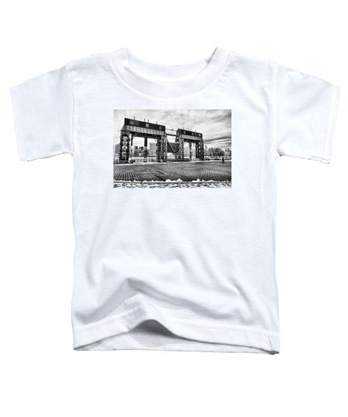 Winter Gantry Toddler T-Shirt