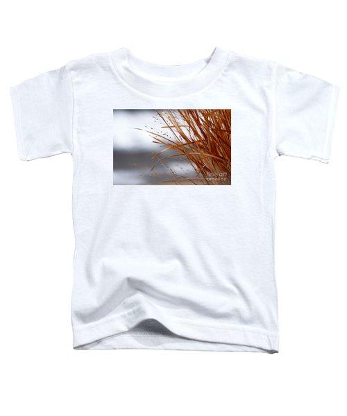 Winter Grass - 2 Toddler T-Shirt