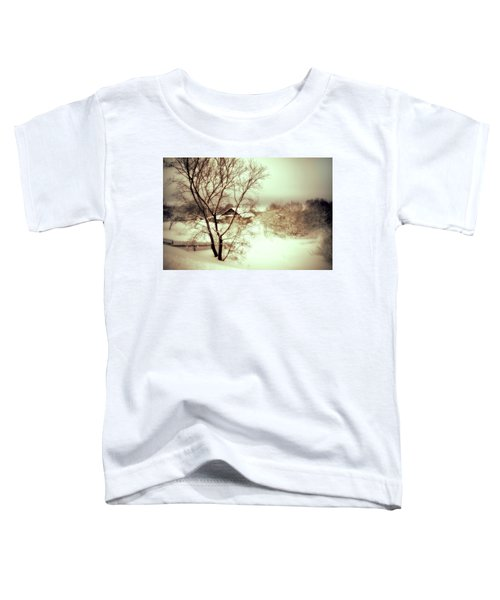 Winter Loneliness Toddler T-Shirt