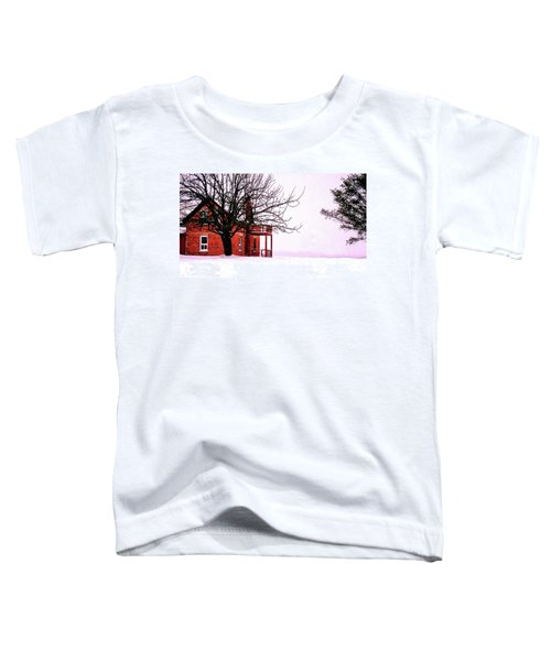 Winter Retreat Toddler T-Shirt
