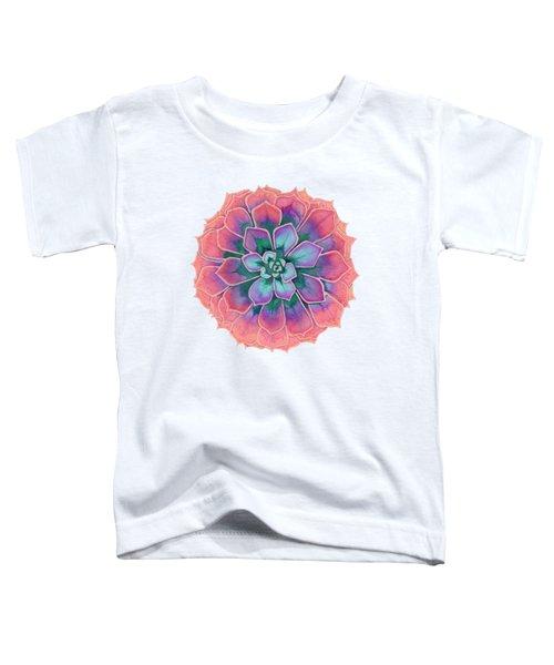 Winter Succulent Toddler T-Shirt
