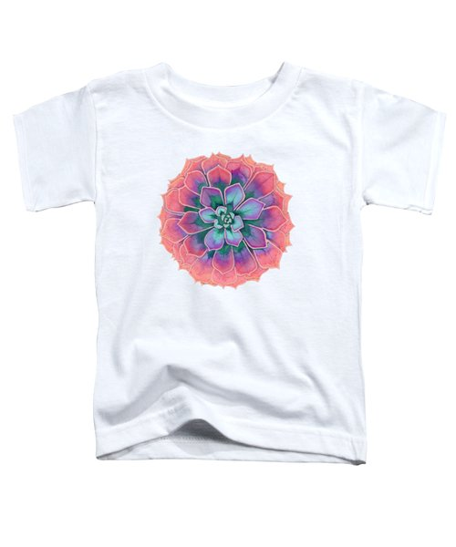 Winter Succulent Toddler T-Shirt