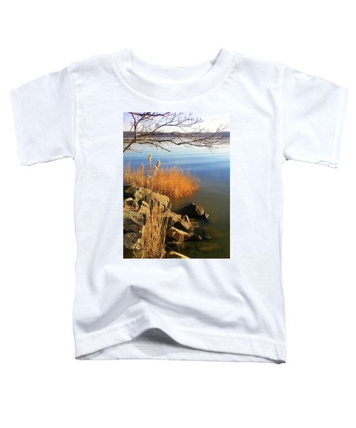 Winter Water Toddler T-Shirt