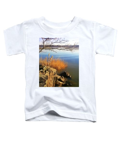 Winter Water Toddler T-Shirt