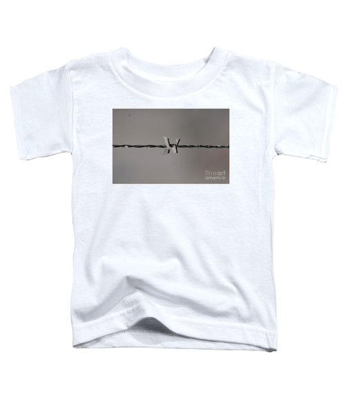 Winter Wire Toddler T-Shirt
