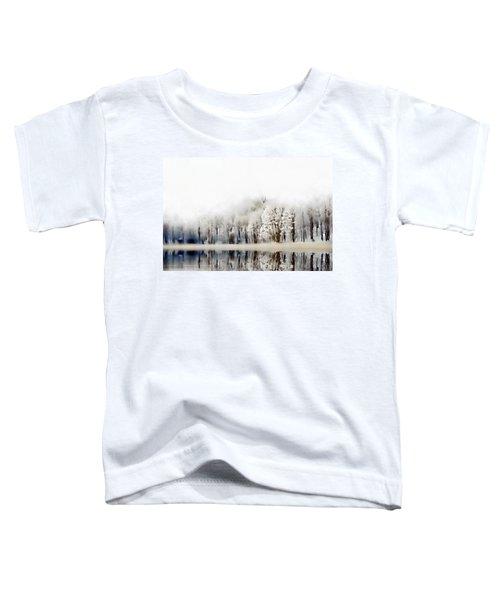 Winterscape  Toddler T-Shirt