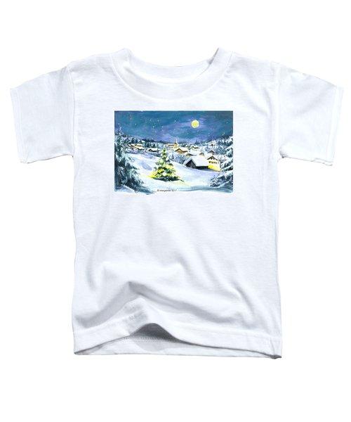 Winterwonderland Toddler T-Shirt
