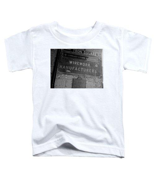 Wirework Toddler T-Shirt
