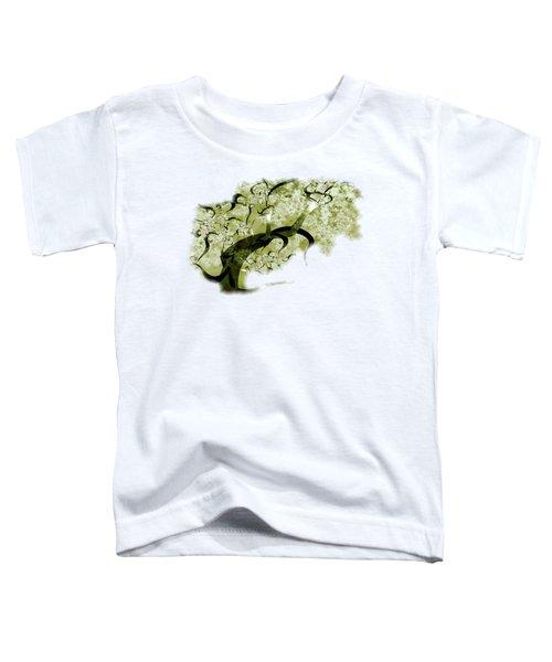 Wishing Tree Toddler T-Shirt by Anastasiya Malakhova