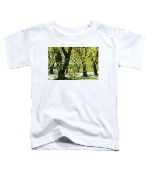 Wispy Willows-1 Toddler T-Shirt