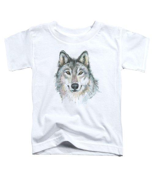 Wolf Toddler T-Shirt
