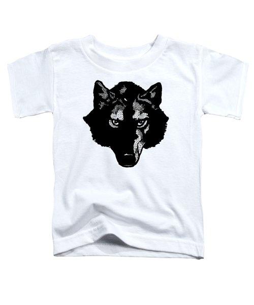 Wolf Tee Toddler T-Shirt