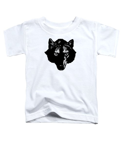 Wolf Tee Toddler T-Shirt