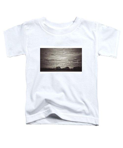Wolken über Mir  #wolken #cloudscape Toddler T-Shirt
