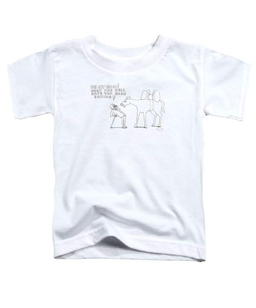 Words To Live By Toddler T-Shirt