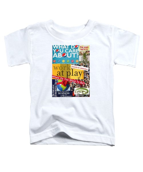 Work At Play Toddler T-Shirt
