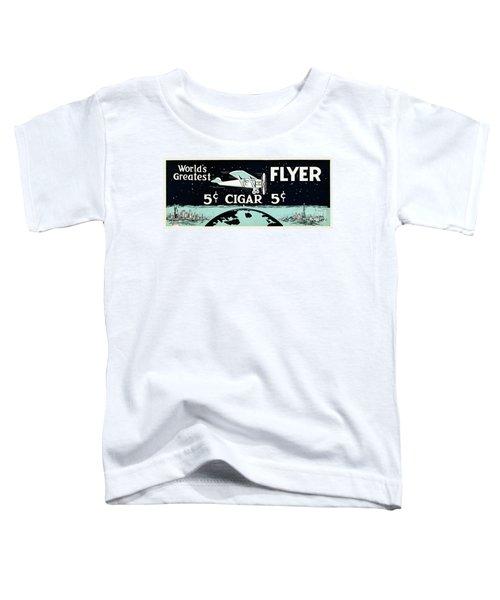 Worlds Greatest Cigar Toddler T-Shirt