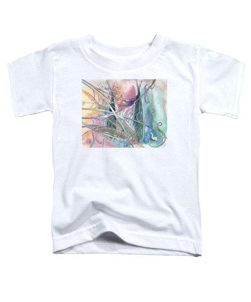 Woven Star Fish Toddler T-Shirt