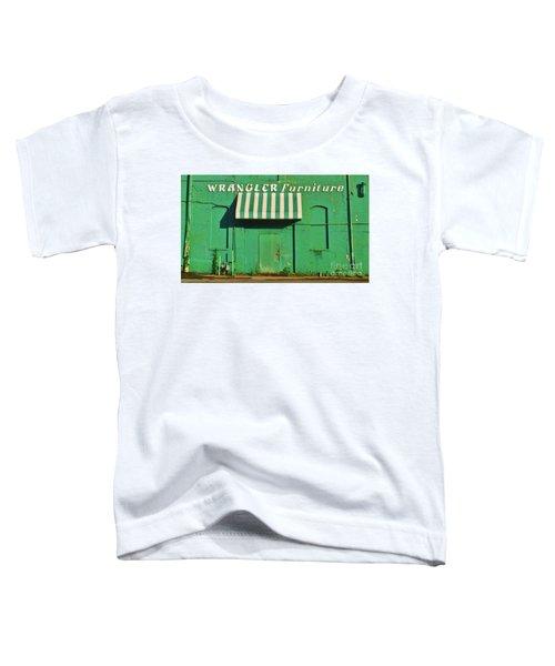 Wrangler Furniture Toddler T-Shirt