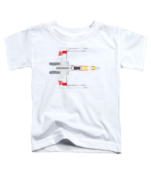 X-wing Fighter Toddler T-Shirt