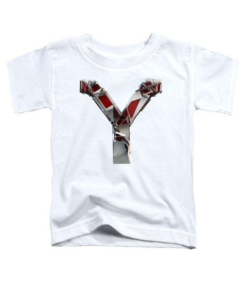 Y Is For Youth Toddler T-Shirt