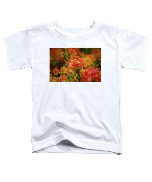 Yellow And Orange #h6 Toddler T-Shirt