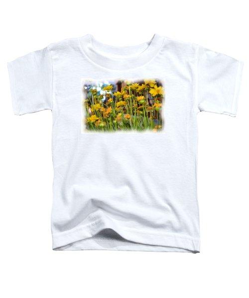 Yellow Fields Toddler T-Shirt